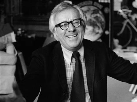 Writers Laughing: Ray Bradbury | Jacke Wilson