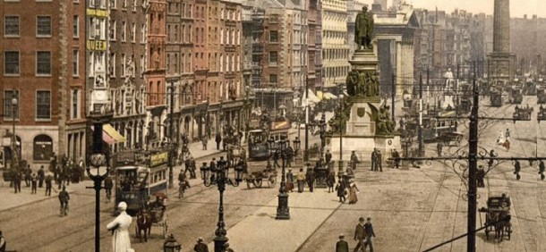 the contribution of dublin in dehumanizing experience of modern life in araby by james joyce Colm tóibín on joyce's dublin: city of dreamers and ago today james joyce and nora barnacle went out his own life nourished the narrative for joyce.