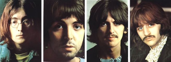 BeatlesWhiteAlbumPortraits