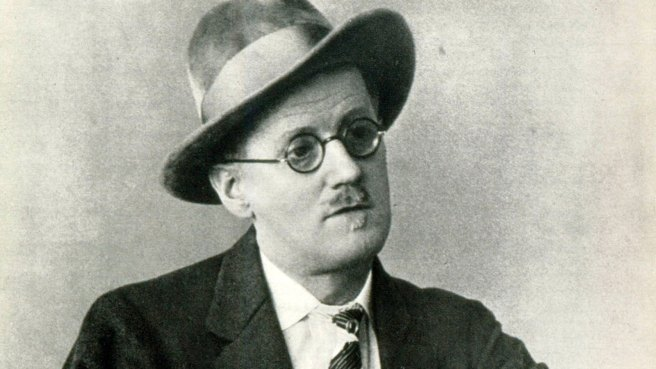 James Joyce portrait Irish writer ( Irish name  Séamus Seoighe) 2 February 1882 – 13 January 1941. Famous for his novel Ulysses  (Photo by Culture Club/Getty Images)
