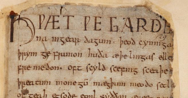 beowulf-manuscript