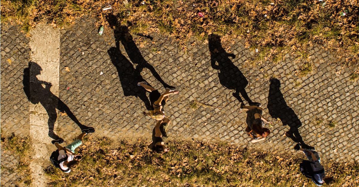 students-shadows